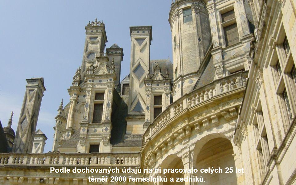 Stavba byla zahájena roku 1519 a v roce 1547 byla z velké části hotova.