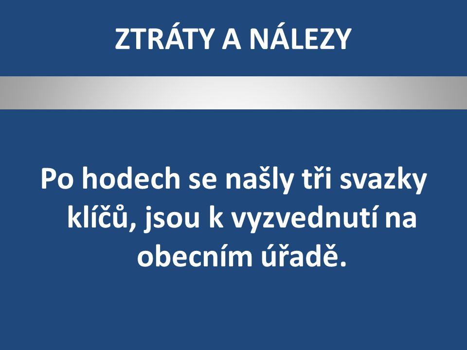 MUDr. Víšková oznamuje, že od 2. 6. do 9.6. 2010 neordinuje, akutní případy ošetří MUDr. Šultes.