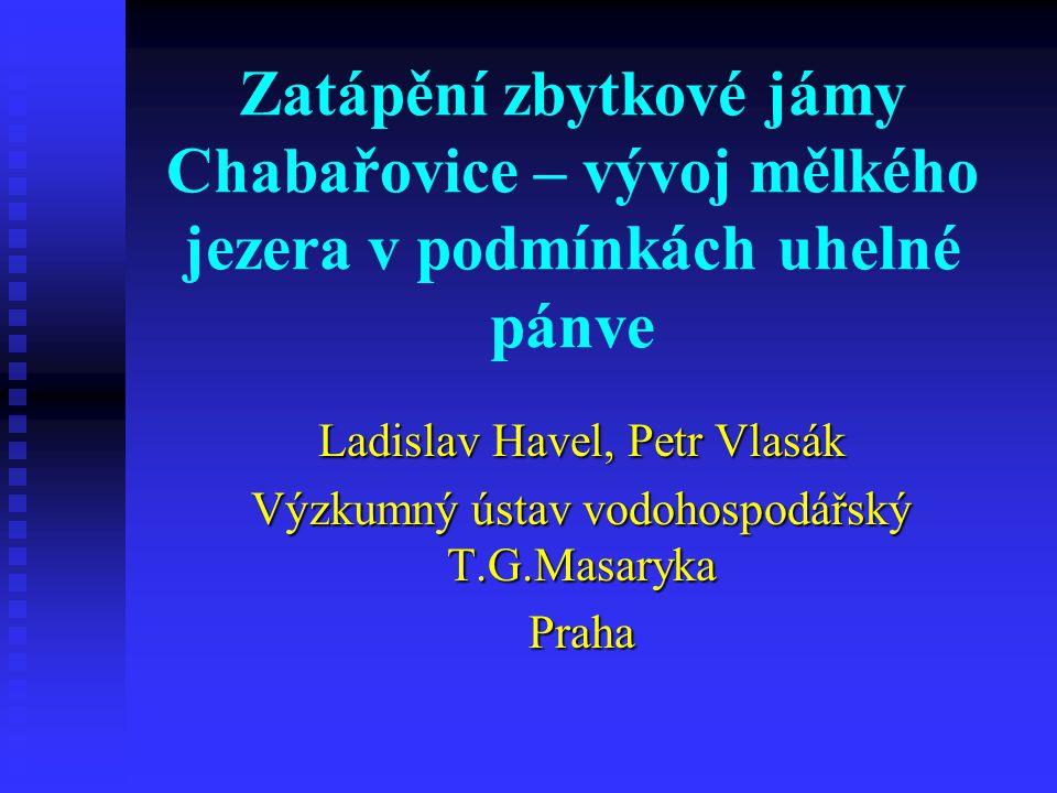 Zooplankton: - změny v druhové a velikostní struktuře - velké perloočky (>710µm) nahrazovány malými jedinci a druhy; od 2004 nárůst velkých