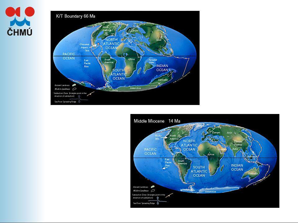 """Budoucí klima – studium pomocí klimatických modelů Nejsou to statistické modely Nepracují tak, že by dosavadní vývoj """"protahovaly do budoucnosti (extrapolace) Založeny na základních fyzikálních principech: Newtonovy zákony 1."""