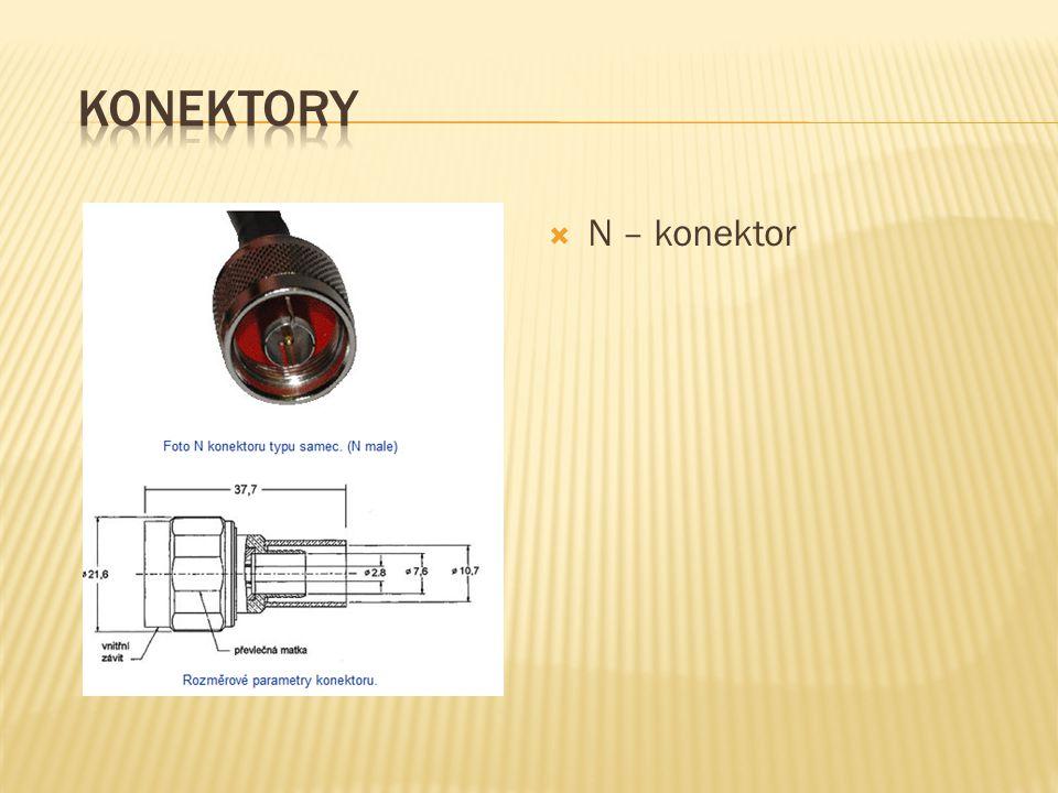  N – konektor