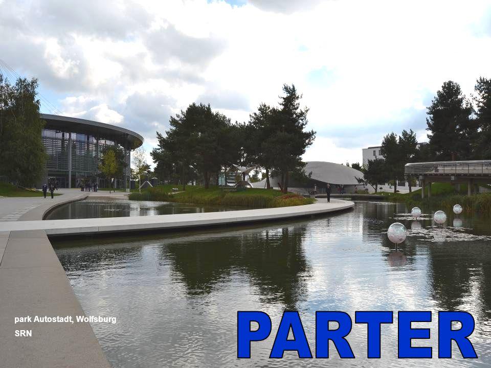 park Autostadt, Wolfsburg SRN