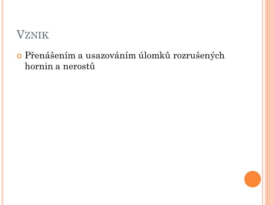 Opuka Lokalita Perun, česká křídová tabule