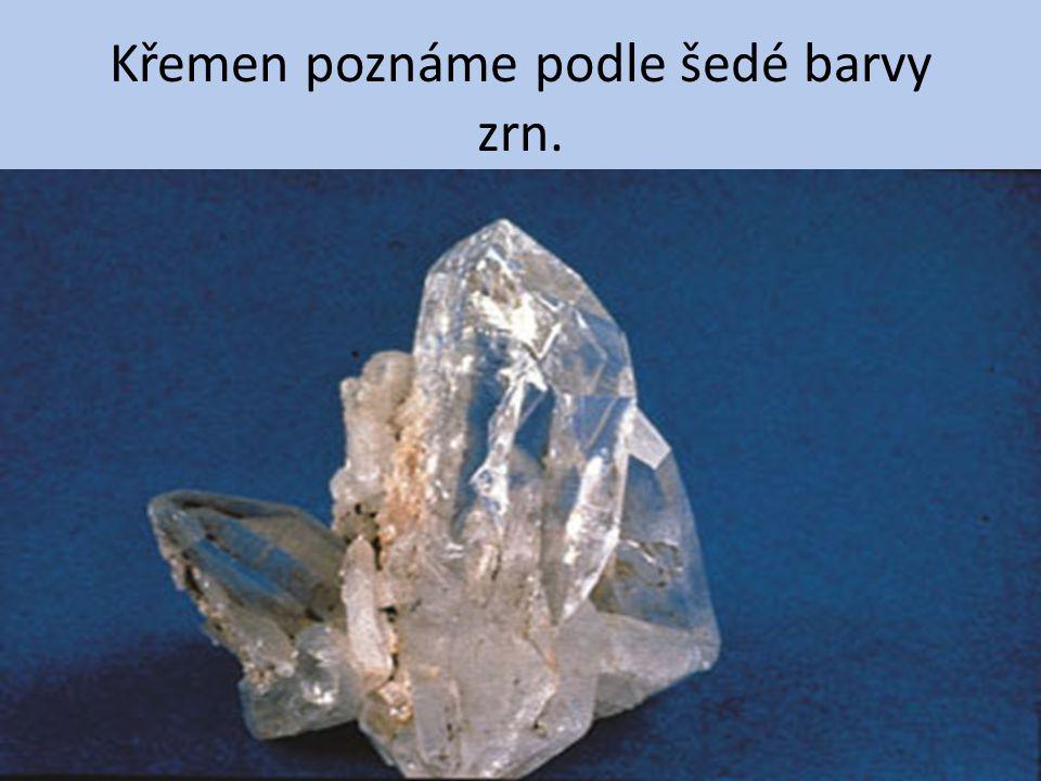 Žula Žula je horniny složená z nerostů: křemene živce slídy Stavební kameny: http://www.youtube.com/watch?v=8nYDo3WhWSA&feature=related