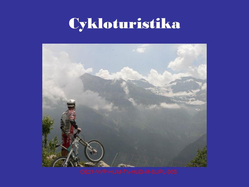 Cykloturistika OB21-VVP-HUM-TV-HUD-M-SUPL-005