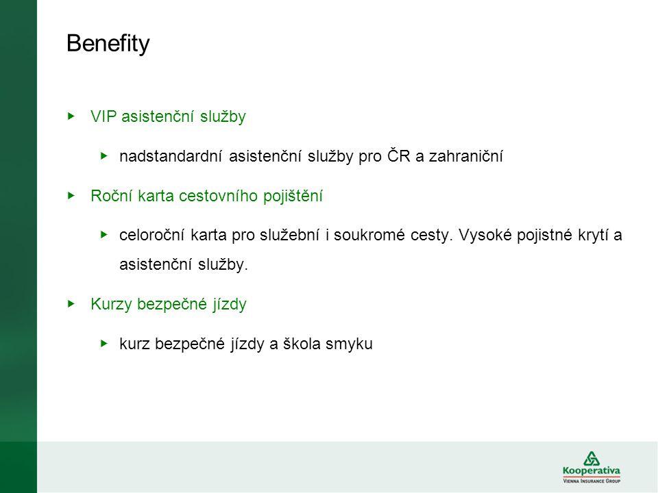 Benefity ▶ VIP asistenční služby ▶ nadstandardní asistenční služby pro ČR a zahraniční ▶ Roční karta cestovního pojištění ▶ celoroční karta pro služeb