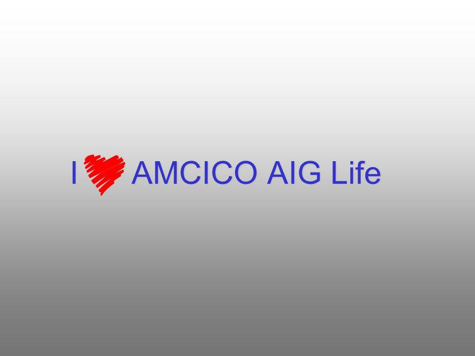 I AMCICO AIG Life