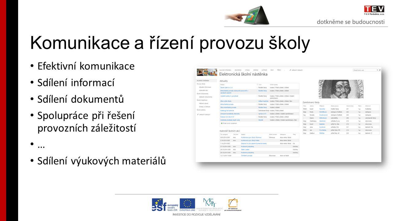 """Pojďme si některé důležité věci ukázat … Správa webů Správce -> SharePoint Vysvětlení některých pojmů Týmový web -> Intranet Veřejný web Ukázka práce v prostředí """"stavebnice weby Stránky podřízené weby moduly (webové části)"""