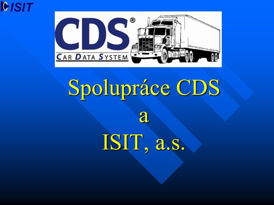 Spolupráce CDS a ISIT, a.s.