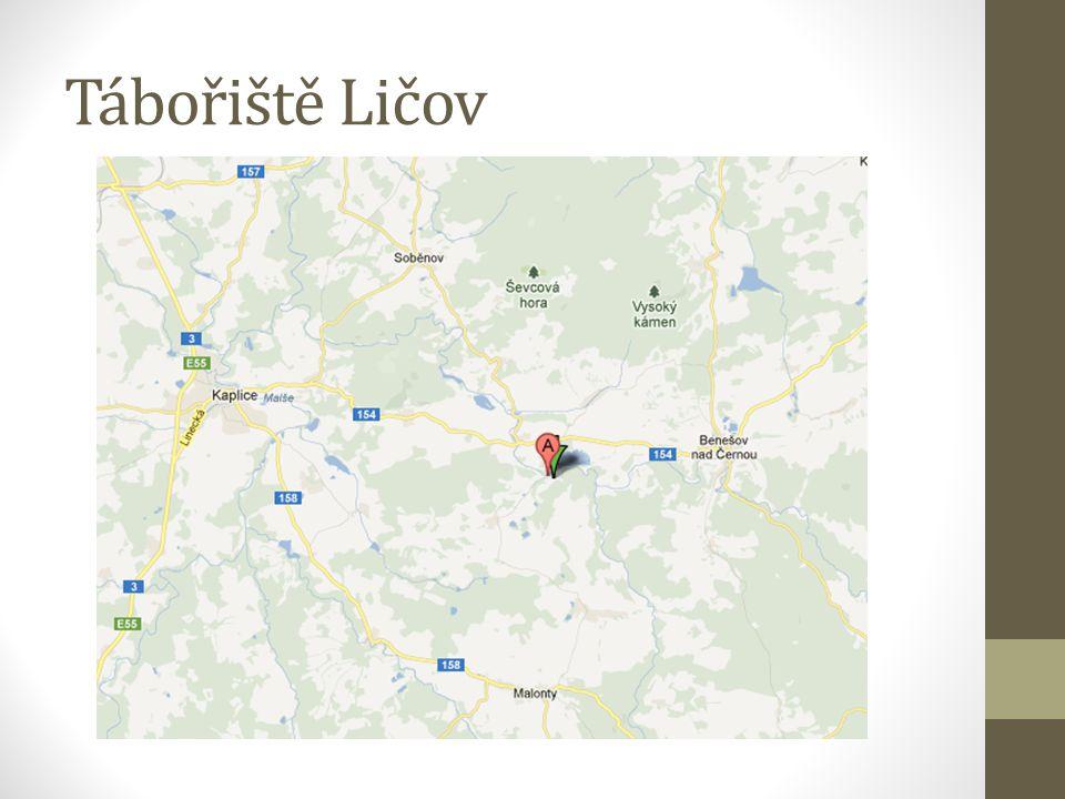 Tábořiště Ličov