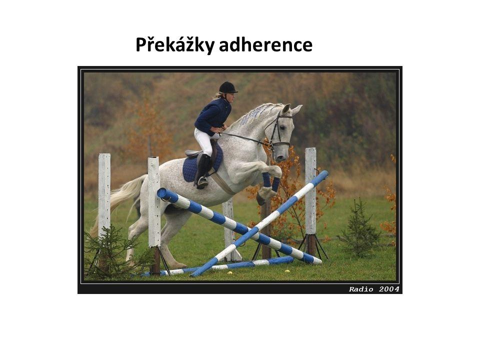 Překážky adherence