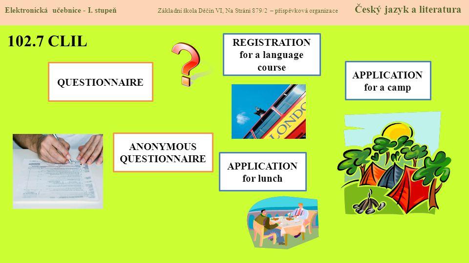 102.8 Test znalostí Správné odpovědi: 1.c 2.b 3.a 4.a Test na známku Elektronická učebnice - I.