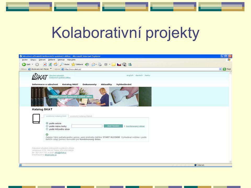 Kolaborativní projekty