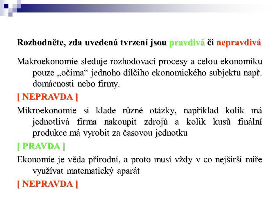 KONTROLNÍ ÚKOLY A OTÁZKY 1.