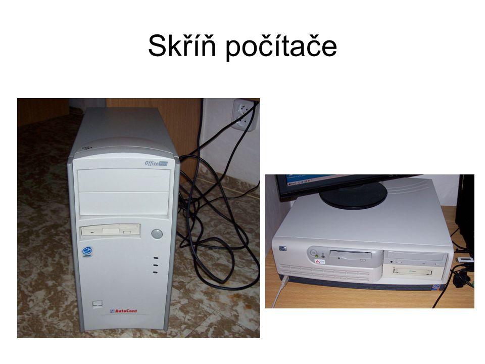 Skříň počítače