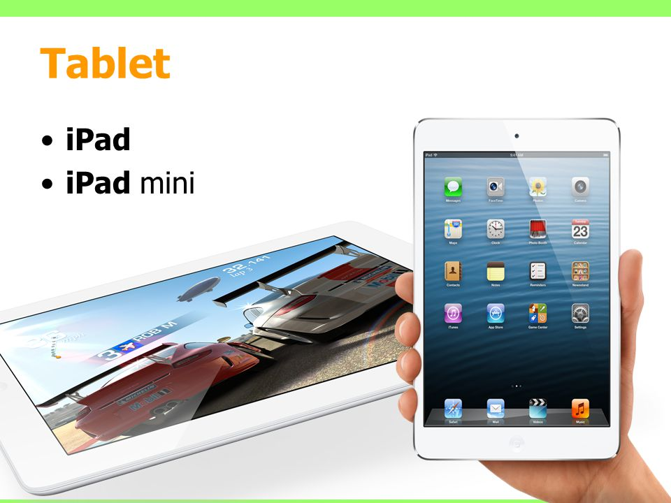 Tablet iPad iPad mini 5