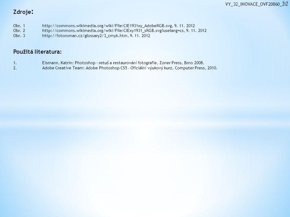 Obr. 1http://commons.wikimedia.org/wiki/File:CIE1931xy_AdobeRGB.svg, 9.