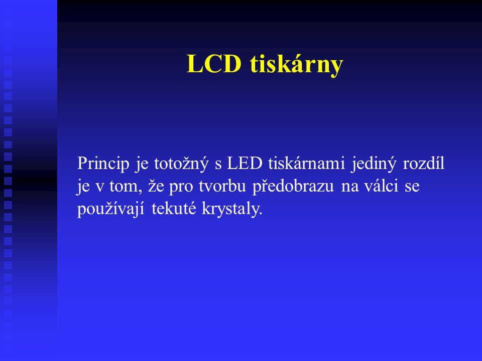 LED tiskárna