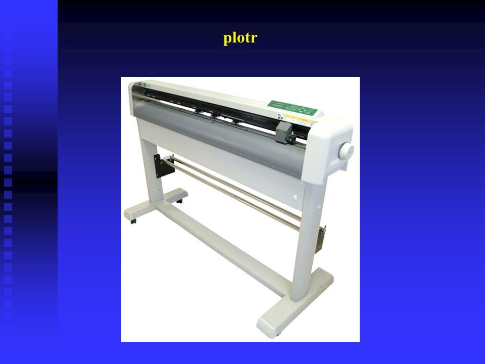 Jiné zařízení tiskového charakteru:  Plotry (souřadnicové zapisovače)  Multifunkční zařízení  Foto tiskárny