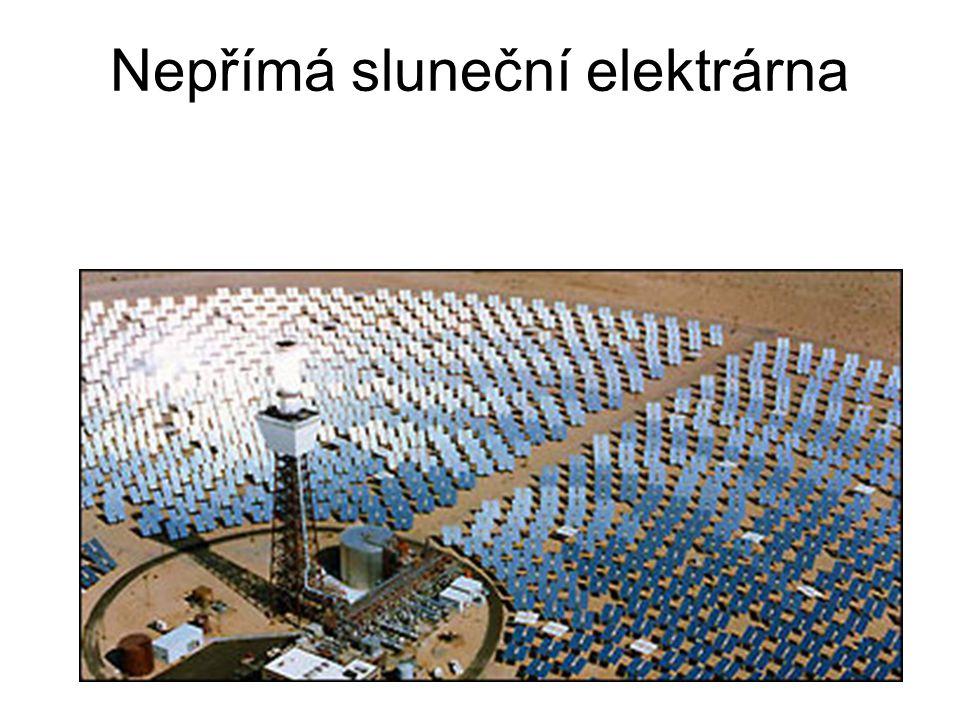 Rozdělení solárních fotovoltaických panelů Křemíkový solární panel Je tvořen polovodičovými plátky tenčími než 1 mm.
