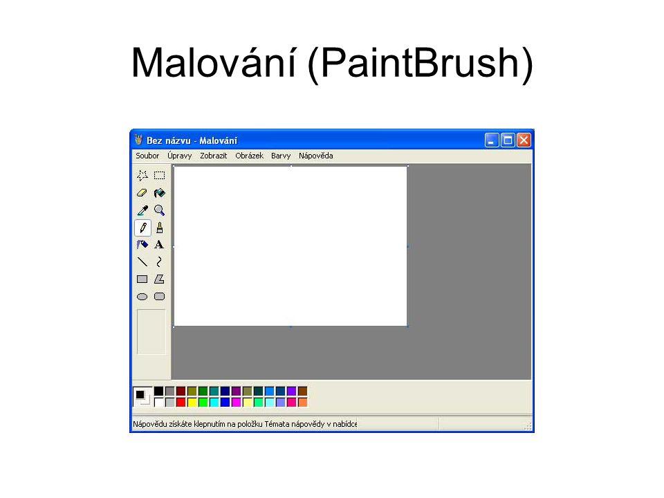 Malování (PaintBrush)