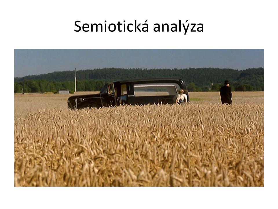 Semiotická analýza