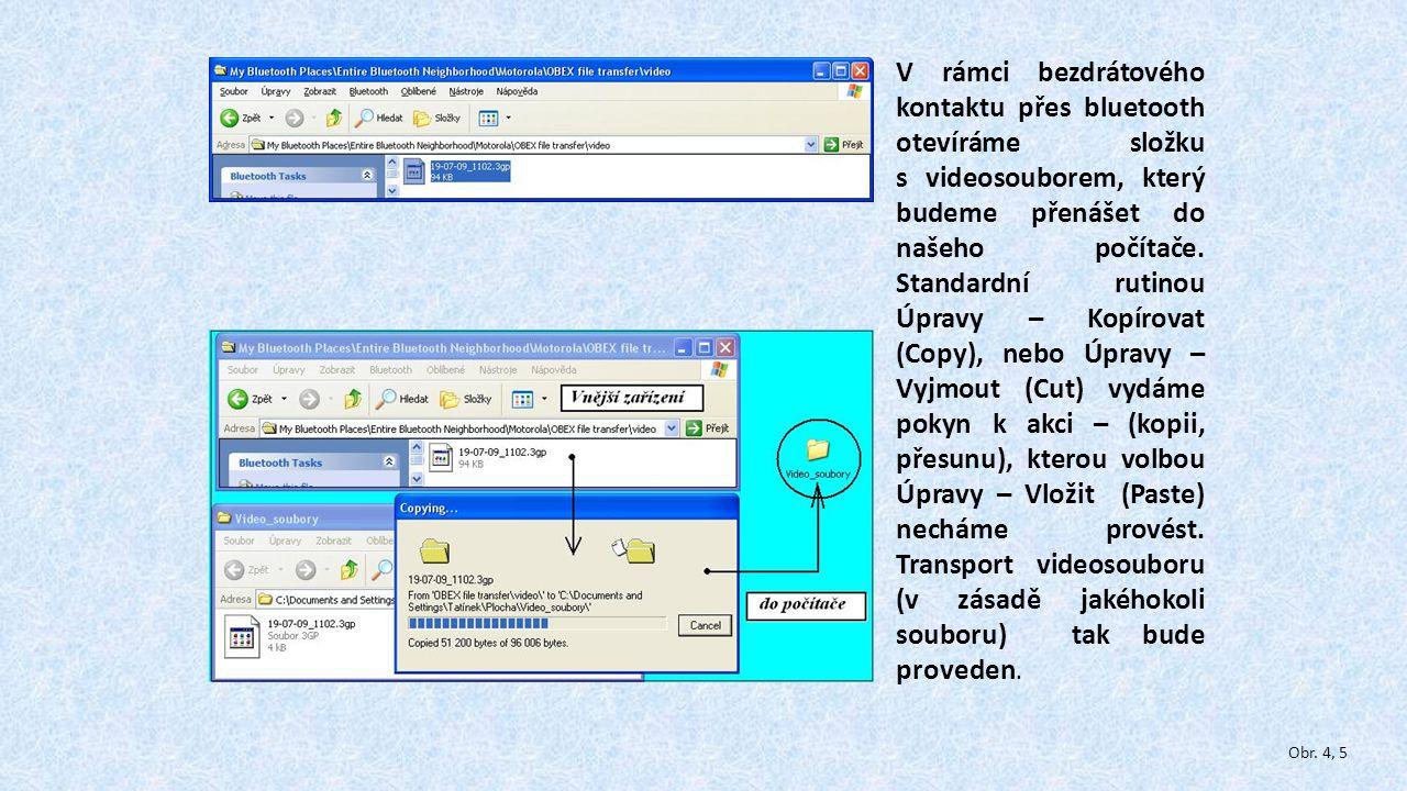 Vzhled programu Windows Movie Maker Obr. 6