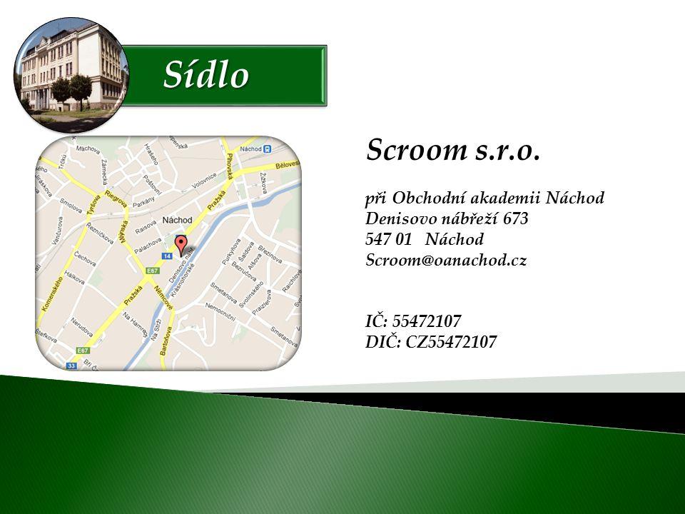 Scroom s.r.o.