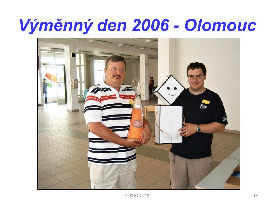 Výměnný den 2006 - Olomouc © KSBC 201218
