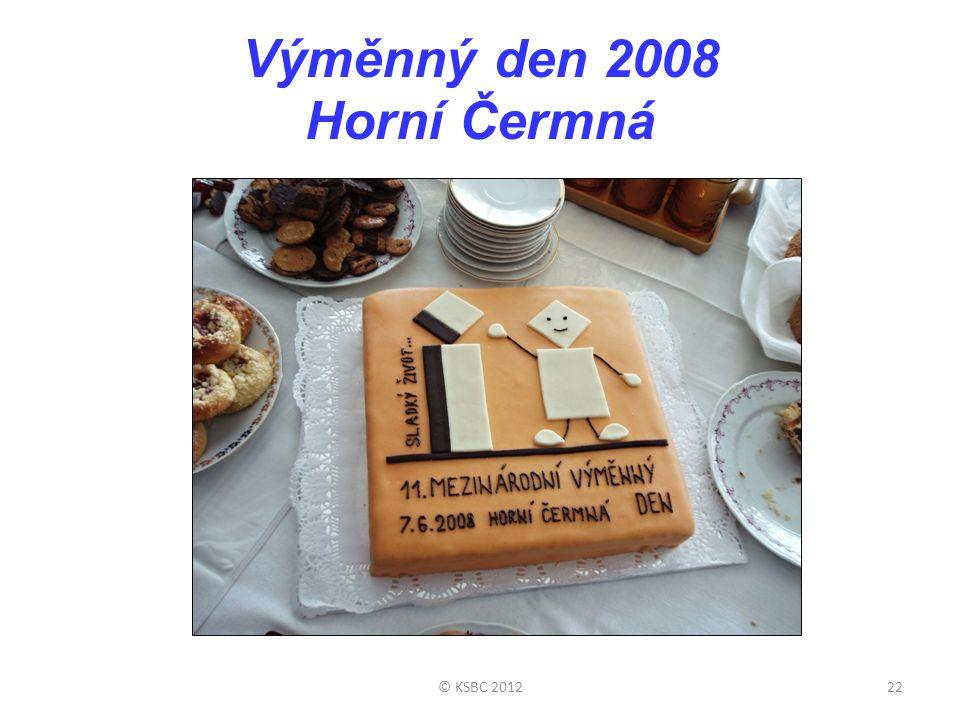 Výměnný den 2008 Horní Čermná © KSBC 201222