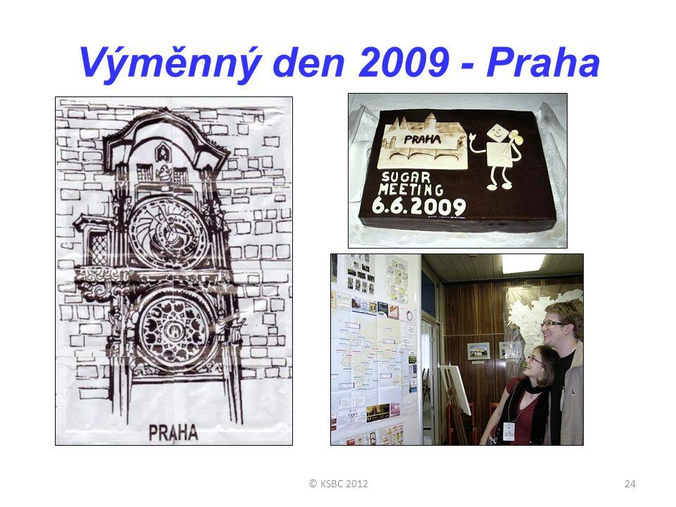 Výměnný den 2009 - Praha © KSBC 201224