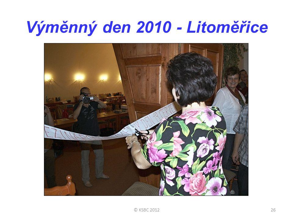 Výměnný den 2010 - Litoměřice © KSBC 201226