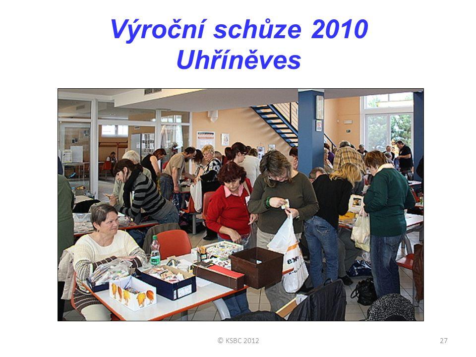 Výroční schůze 2010 Uhříněves © KSBC 201227