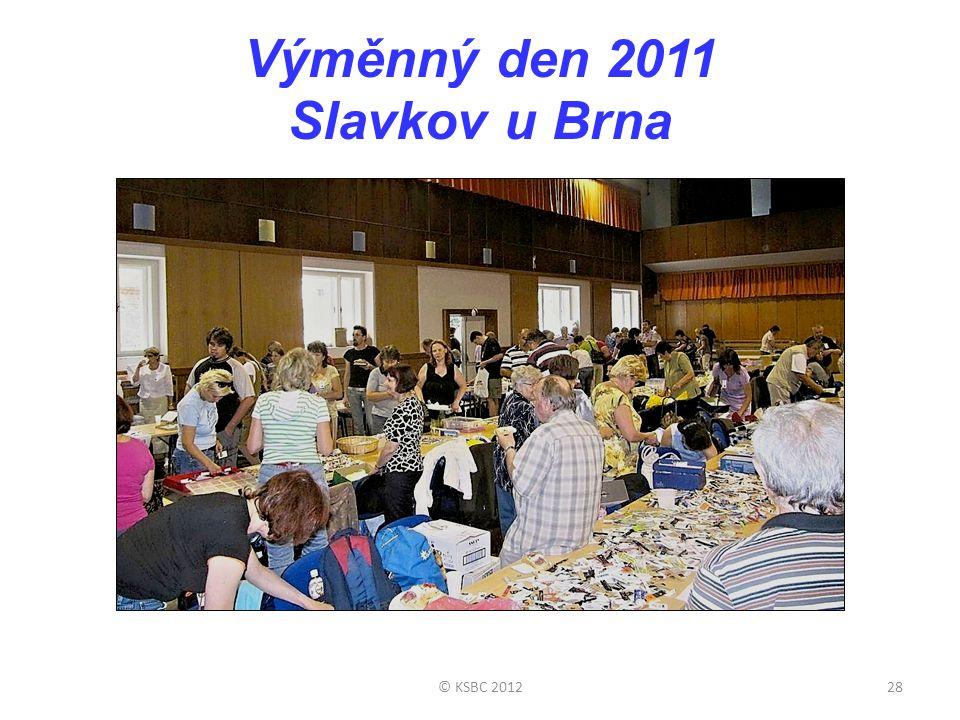 Výměnný den 2011 Slavkov u Brna © KSBC 201228