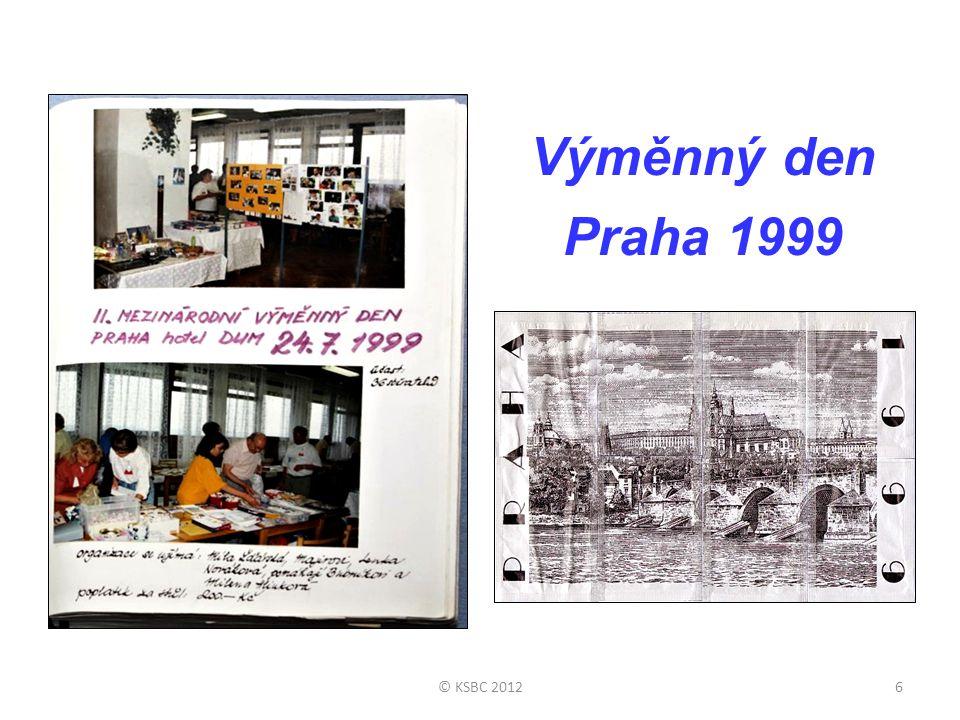 Výměnný den Praha 1999 6© KSBC 2012