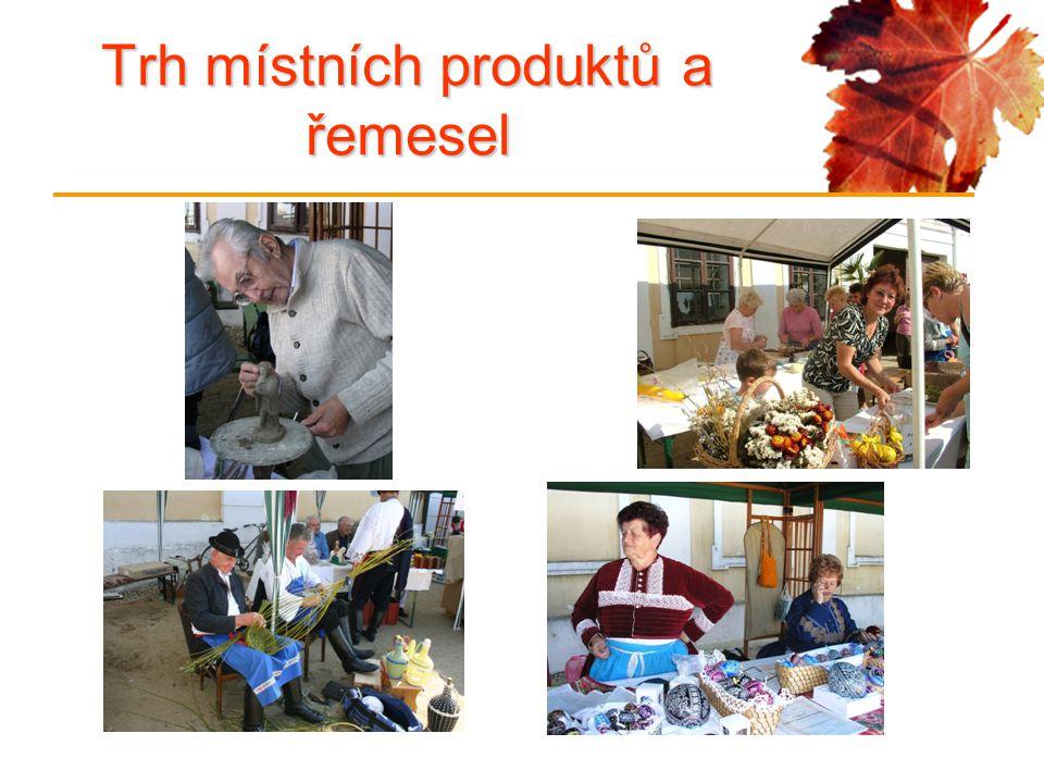 Trh místních produktů a řemesel