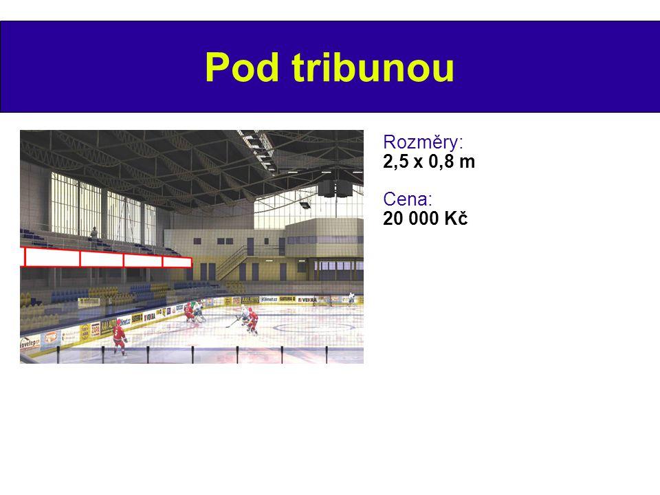 Vnitřní prostory Rozměry: 3 x 1,5 m Cena: 30 000 Kč