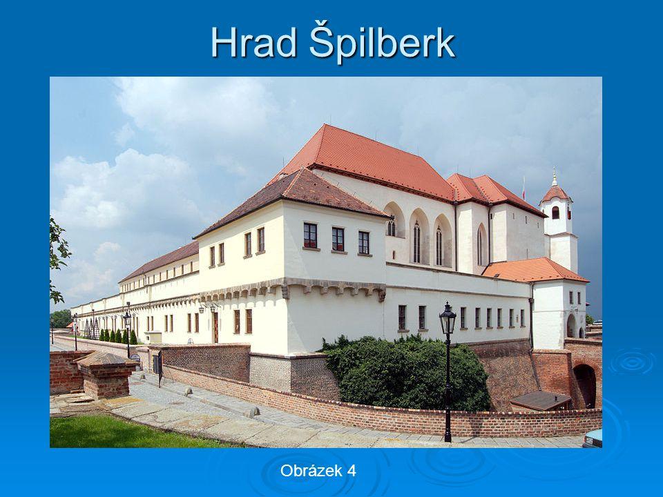 Hrad Špilberk Obrázek 4