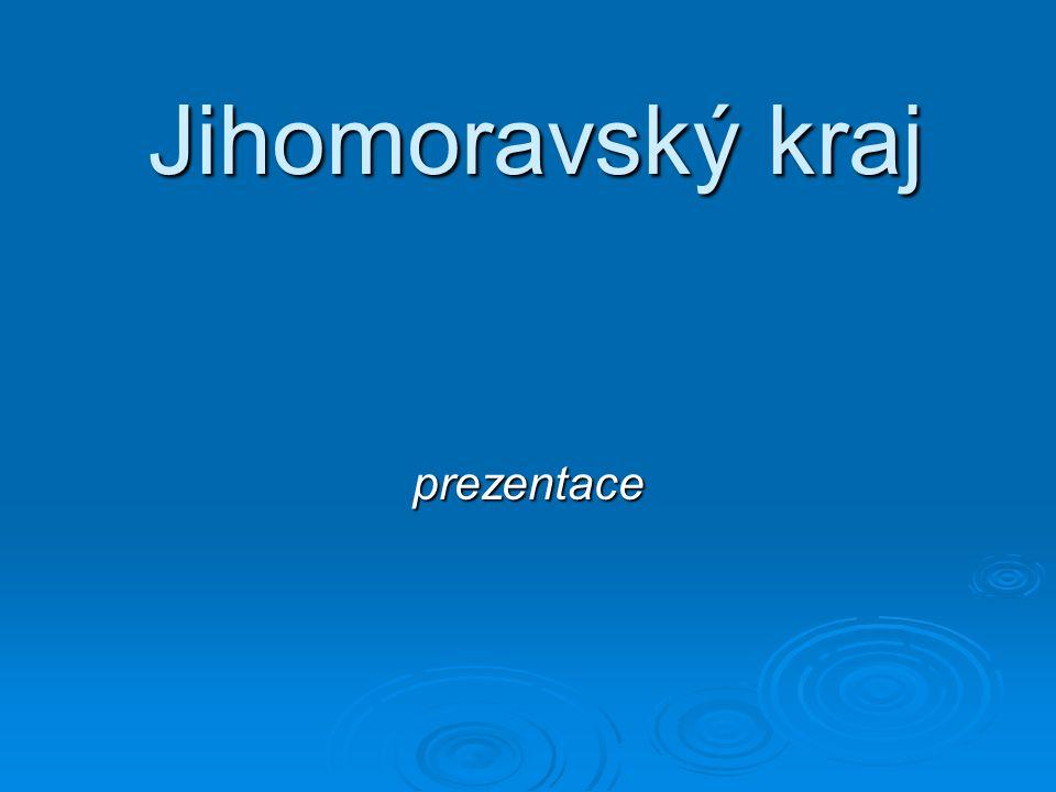 Jihomoravský kraj prezentace