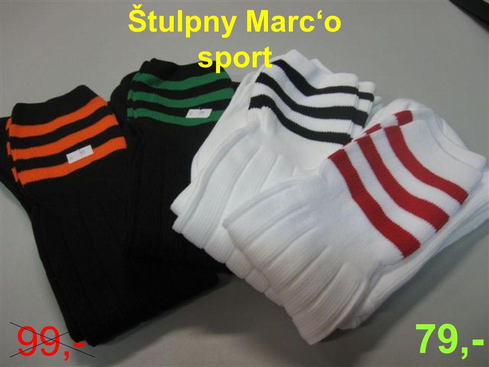 Štulpny Marc'o sport 79,- 99,-