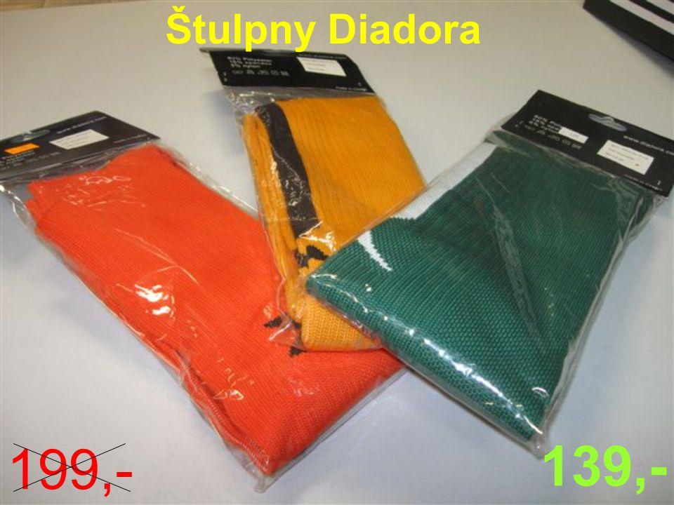 Štulpny Diadora 139,- 199,-