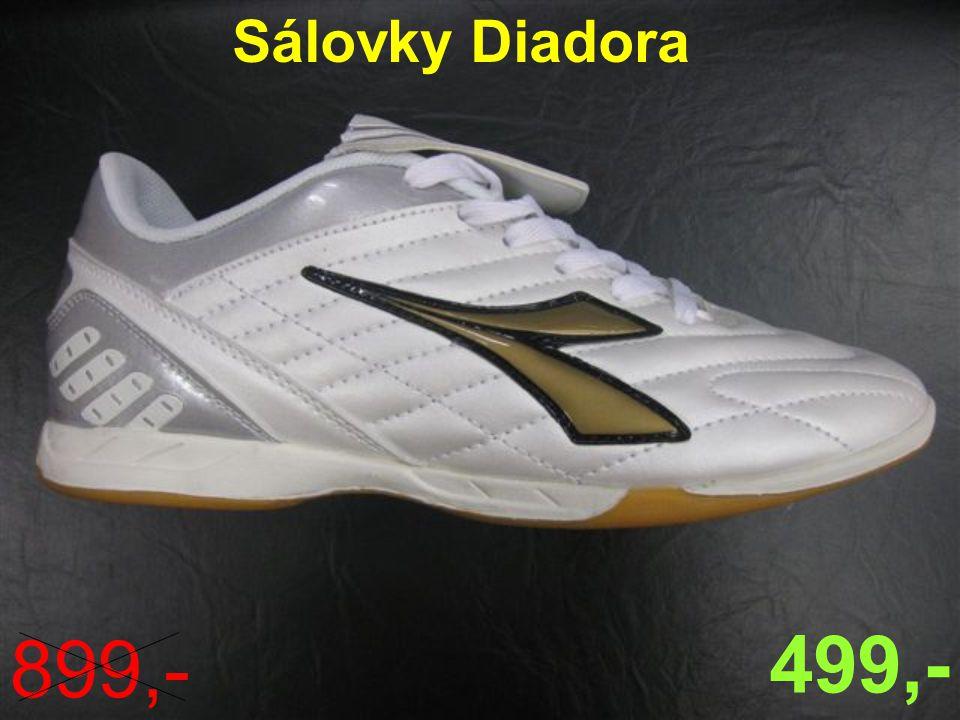 Sálovky Diadora 499,- 899,-