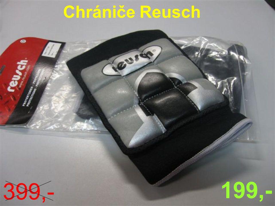 Chrániče Reusch 199,- 399,-