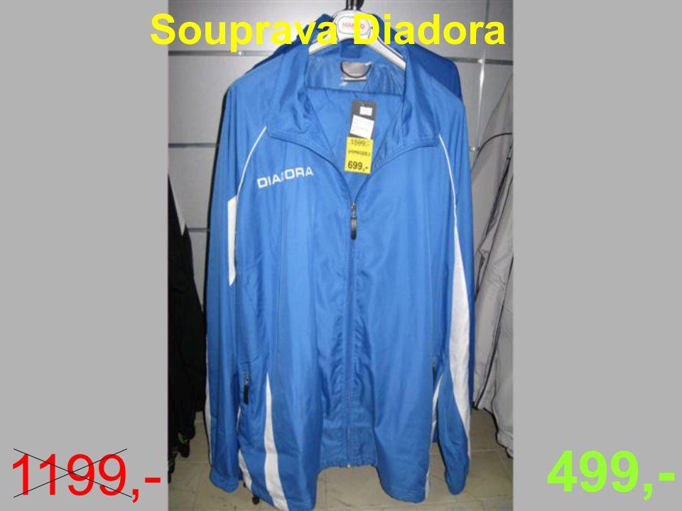Souprava Diadora 499,- 1199,-