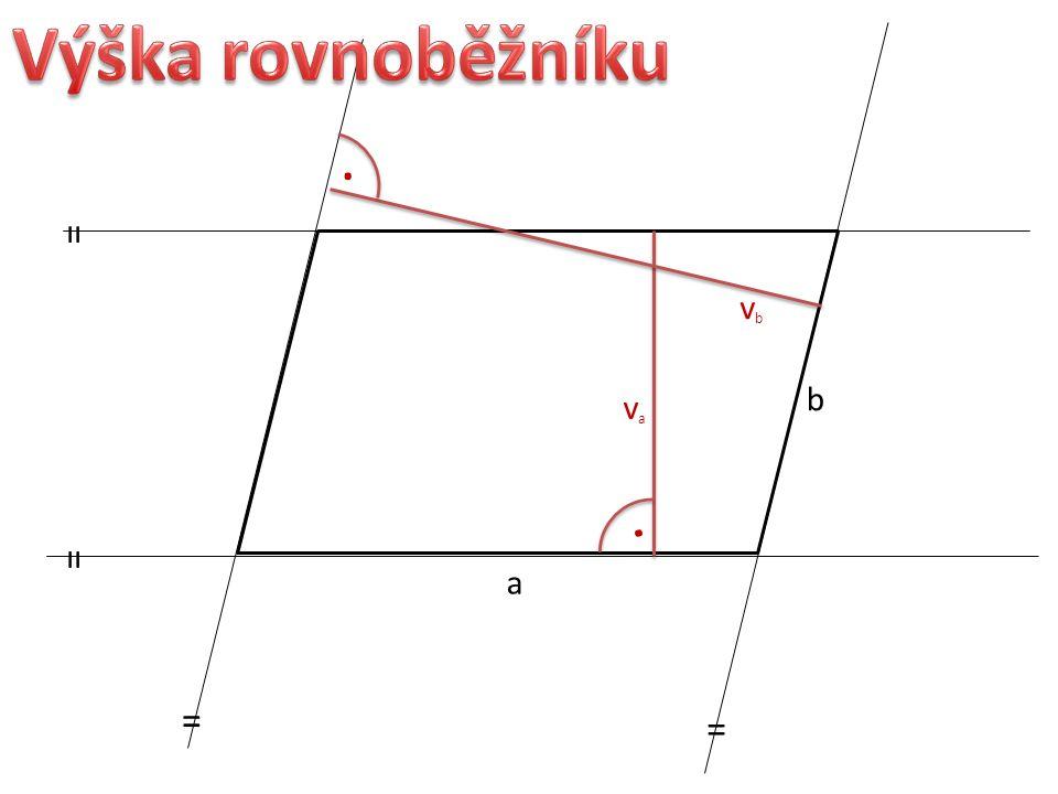 = = = = a b. vava. vbvb