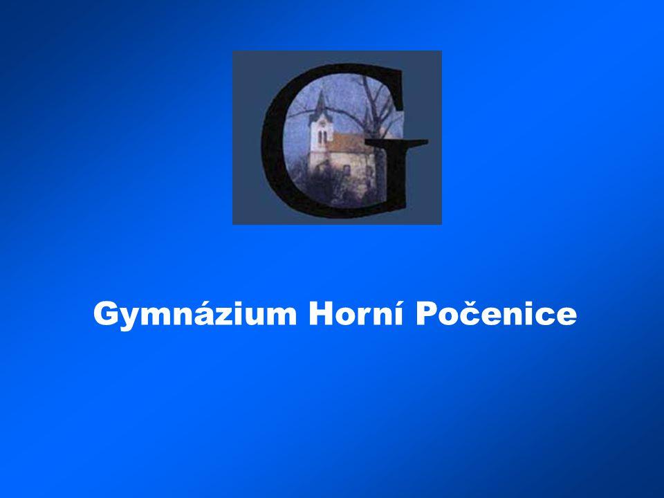 Gymnázium Horní Počenice