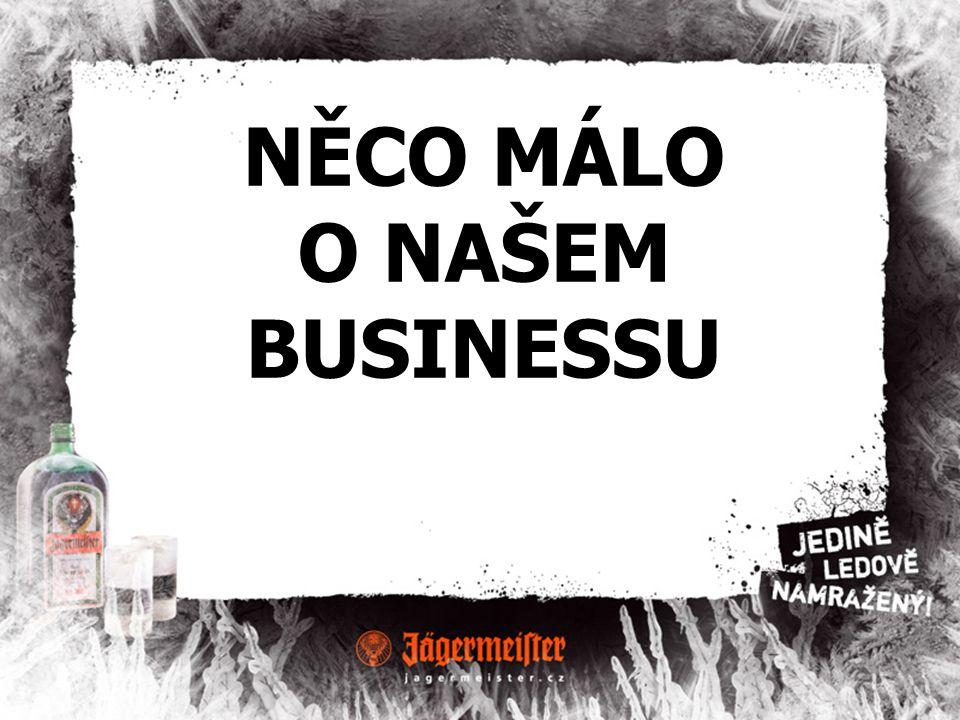 NĚCO MÁLO O NAŠEM BUSINESSU