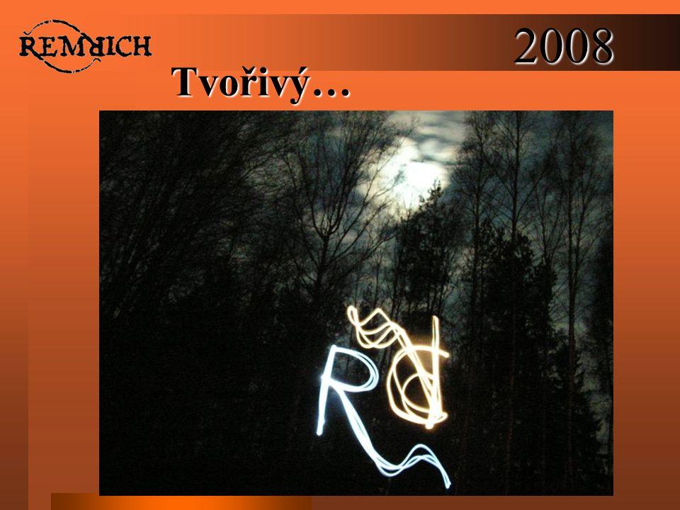 2008Tvořivý…