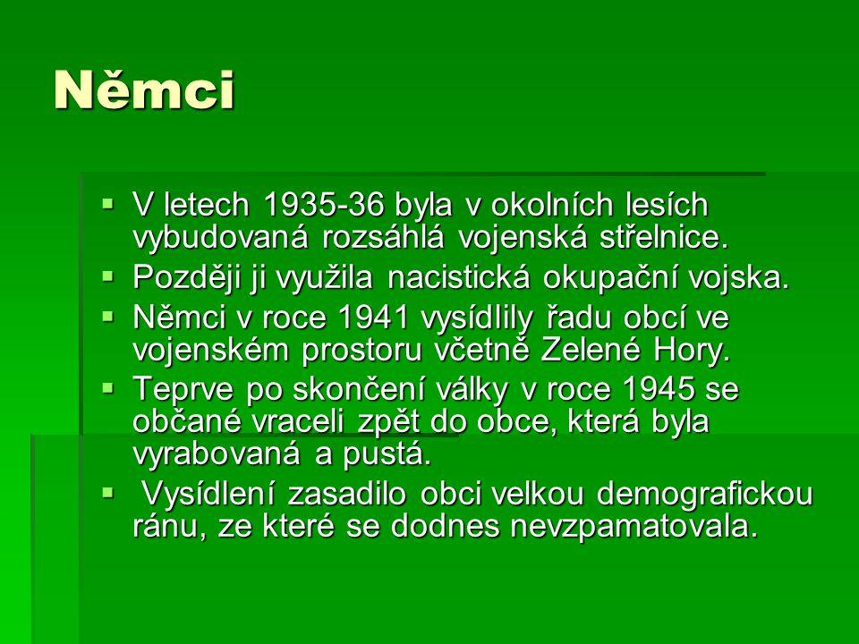 HISTORIE  V 60.létech byla obec připojena k Pustiměři, od které se osamostatnila v roce 1990.