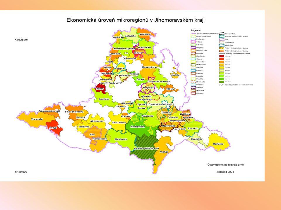 Atraktivita území pro život, tvořená následujícími absolutními ukazateli: Hustota osídlení Přirozený přírůstek Saldo migrace Podíl neobydlených bytů